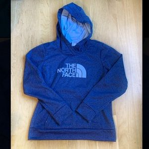 THE NORTH FACE Dome Pullover Hoodie Blue Medium